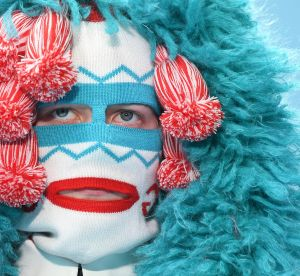 Troisième oeil, dragon et  monosourcil : le plus improbable du défilé Gucci