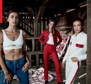 Paris Jackson et Millie Bobby Brown : Calvin Klein célèbre les Millenials