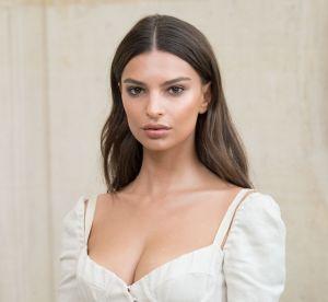 Emily Ratajkowski : sa tenue de mariée Zara... à moins de 150€ !