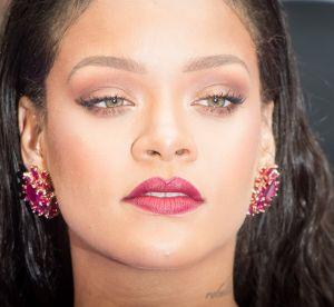 Rihanna : pour ses 30 ans, elle s'offre un highlighter complètement fou