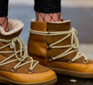 Grand froid : ces chaussures aussi chaudes que stylées à shopper tout de suite