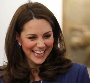 Kate Middleton et ses looks de grossesse : son truc infaillible pour être stylée