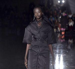 Anok Yai : pourquoi ce top soudanais vient de marquer la Fashion Week de Milan