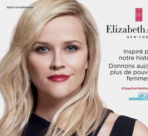 Elizabeth Arden et Reese Witherspoon s'associent pour une campagne engagée