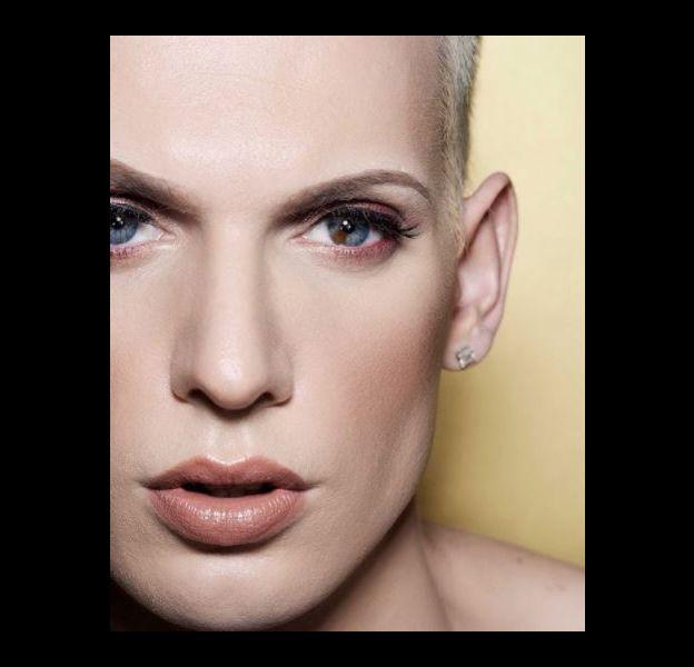 Jecca MakeUp est une jeune marque qui s'adresse aux transgenres.