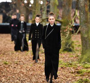 Chanel fait polémique avec le décor de son dernier défilé