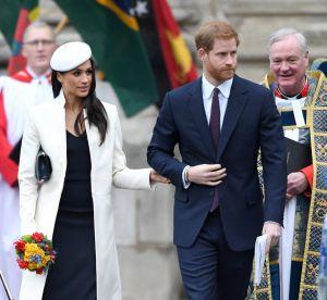 Meghan Markle : pour sa première sortie avec la reine, elle s'inspire de Lady Di
