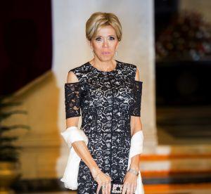 Brigitte Macron : défilé de looks en Inde