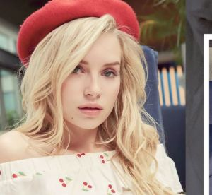 Lottie Moss : la soeur de Kate lance une collection mode pour Coachella