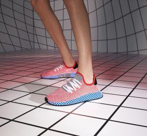 Deerupt : les nouvelles sneakers stars d'Adidas au look très futuriste