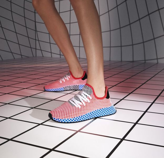 Baskets : Deerupt, la nouvelle sneaker star d'Adidas Puretrend