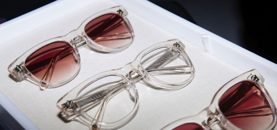 Garrett Leight X Ulla Johnson : la collab' eyewear Couture du printemps 2018