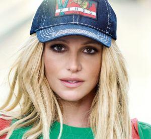 Britney Spears, égérie événement de la dernière campagne Kenzo