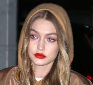 Gigi Hadid ose la paupière ketchup et c'est canon !