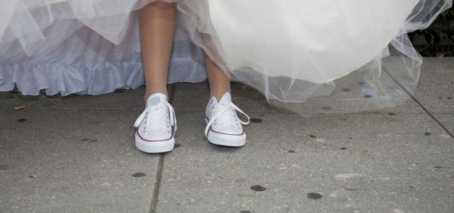 5 paires de chaussures pour se marier à plat (mais toujours avec style)