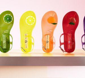 Katy Perry lance les sandales les plus cool de l'été !