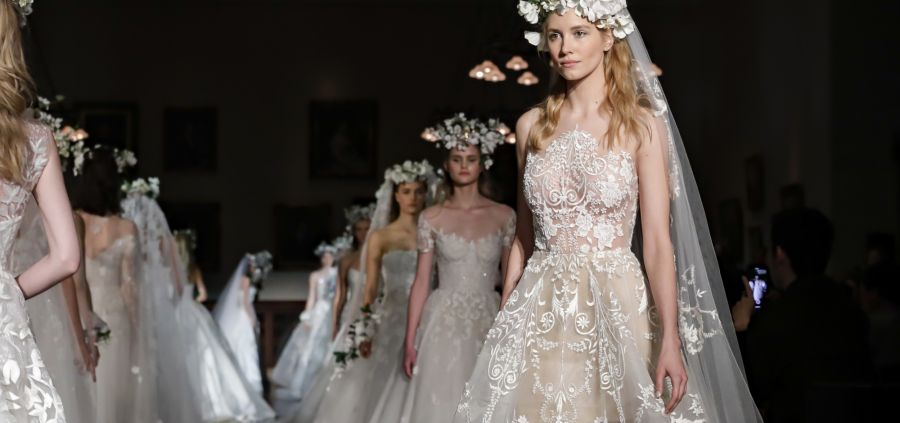 Bridal Week 2018 : 10 robes dans lesquelles on dirait volontiers oui !