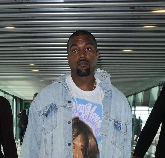 Kanye West signe un contrat record avec la griffe allemande.