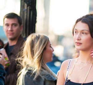 Comment porter un maillot de bain (Chanel) à la ville selon Bella Hadid