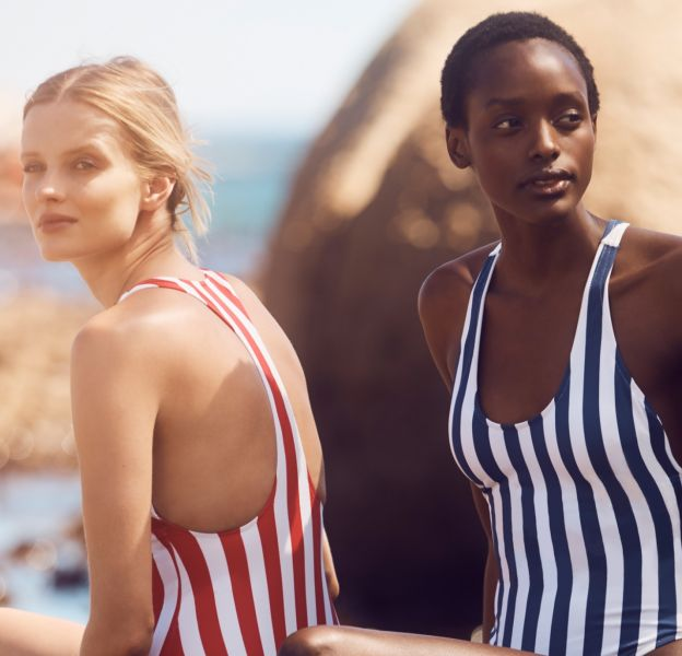 Maillots une-pièce Iris & Lilly, 22,99€.