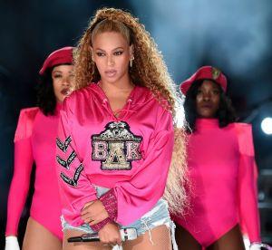 Beyoncé veut faire de la demie queue de cheval la coupe du moment et on y croit