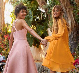Mariage : les robes roses pour être la plus jolie demoiselle d'honneur