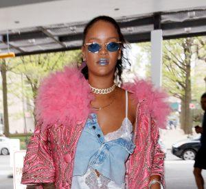 Rihanna ose la minijupe portée en top : nouvelle tendance à suivre ?