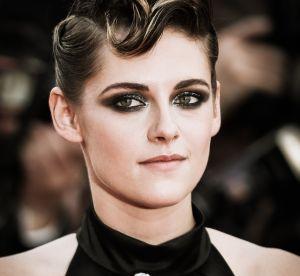 Comment copier le scintillant smoky de Kristen Stewart à Cannes
