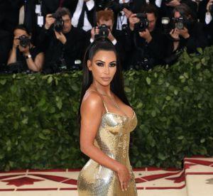 Kim Kardashian ne se maquillait pas à l'adolescence et raconte pourquoi