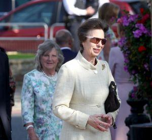 Princesse Anne, la fashionista inattendue de la famille royale