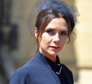 Victoria Beckham : pourquoi elle ne souriait pas lors du mariage princier