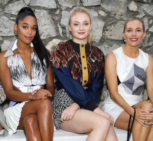 Léa Seydoux, Emma Stone : les stars au front row Louis Vuitton Croisière 2019