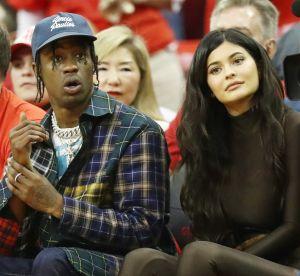 Kylie Jenner : toute de cuir vêtue, elle affiche sa ligne retrouvée