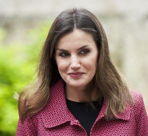 Une reine en legging en cuir : Letizia d'Espagne prouve que c'est possible