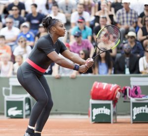Serena Williams lance sa ligne de vêtements