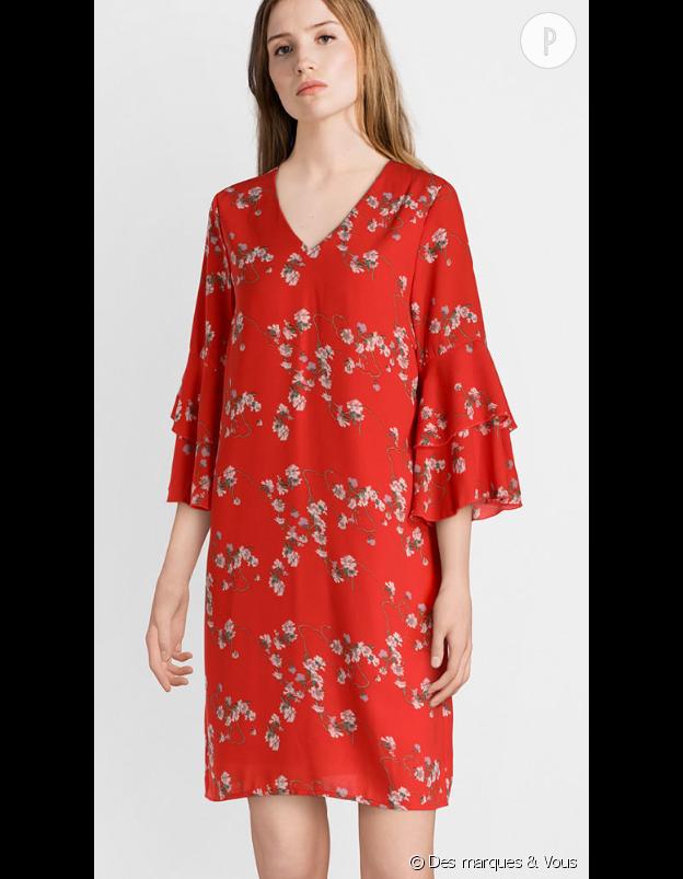 Robe imprimée Vero Moda - Des marques & Vous 39,99 euros