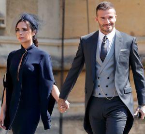 Vous allez pouvoir acheter les tenues portées par les Beckham au royal wedding