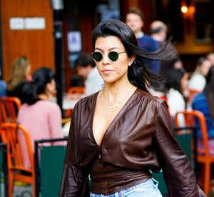 Kourtney Kardashian : la maman la plus sexy de la famille ?