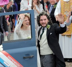 Retour en images sur le mariage de Kit Harington et Rose Leslie
