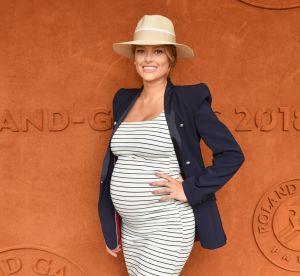 Les 5 plus beaux looks de grossesse de Caroline Receveur