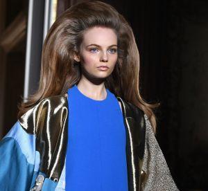 Les 4 coiffures les plus cool de la Fashion Week Haute Couture