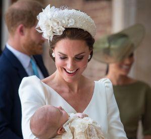 Kate Middleton de nouveau en Alexander McQueen pour le baptême de Louis