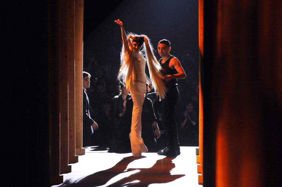 Lady Gaga et Nicola Formichetti