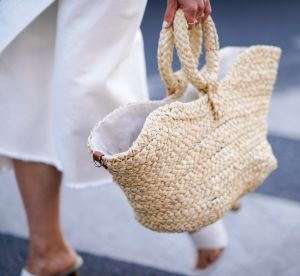 Les paniers en guise de sac à main : l'overdose d'osier