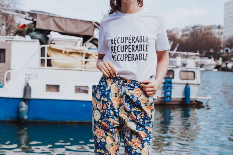 Les Récupérables, l'une des marques de revalorisation textile à connaître.