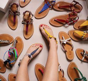 Interview : K.Jacques, culte de la sandale et sandales cultes...