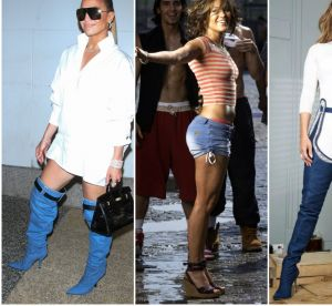 Jennifer Lopez : 9 fois où elle a repoussé les limites du denim