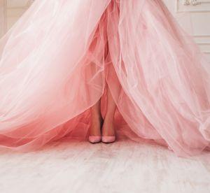 Robes de mariée : 10 modèles qui vont vous convaincre d'oser la couleur !