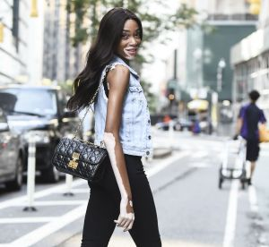Winnie Harlow : la top atteinte de vitiligo défilera pour Victoria's Secret
