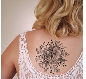 Pourquoi les fleurs sont le meilleur motif pour un tatouage